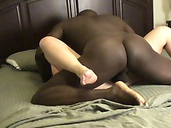Interracial Cuckold Fucking
