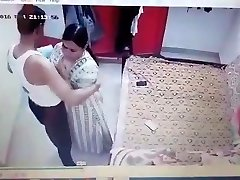 22 aunty hookup affair captured by her nephew