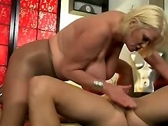Plumper Grandmother in Anal Scene 220.SMYT