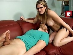 Bisexual Fooled into Queer Handjob and Blow-job