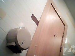 Peeping in the toilet 1817