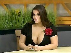 busty russian woman