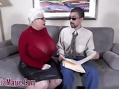 Fat Arse Monster Saggy Tit Chubby Whore Claudia Marie Fucked