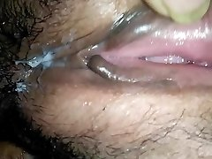 Vagina Show of a South Indian Milf