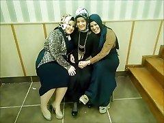 Turkish-arabic-asian hijapp combine photo 7