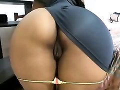 Aimee Black and Her Ideal Ass Destroyed
