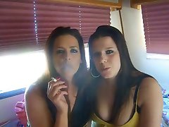 Smoking Fetish 71