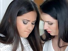 First time by Sapphic Erotica - lesbian love pornography with