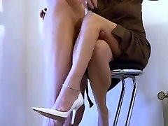 Cfnm british female dominance fetish group handjob