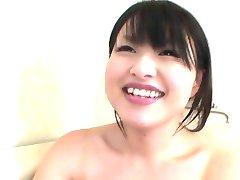 Bacuľaté Japonská dievča