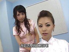 Erotické Japonské Dievčatá Popruh Chlap