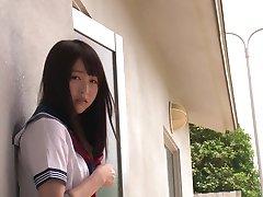 Najhorúcejšie Japonský model Mayu Yukii v Najlepších cunnilingus, college JAVA-scény