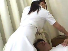 Yuki Touma Necenzurovaný Hardcore Video s Lastovička, Fetiš scény