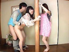 Titulky Japonský riskantné sex s voluptuous matka práva
