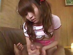 Čínsky Sluts Hrať S Kohút