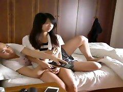 Amateur Chinese Hidden Cam