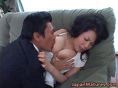 Miki Sato reálne ázijské krása je zrelý