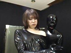 66 Japon Lateks Catsuit