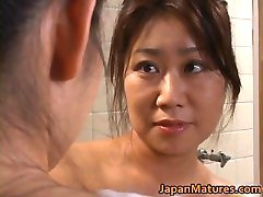 Japanese mature babes