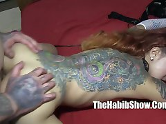 asian sensation kimbelry chi gets banged rican hood tattoo c