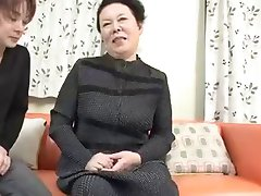 Japanese BBW Granny shino moriyama 66-years-old H-0930