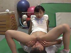 Yui Kasugano, Risa Omomo, Rin Momoi, Marie Konishi v 205X Rok sexuálna Výchova časť 2.2