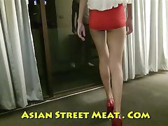 Anal Submissive Thailand Angel Silky Asshole