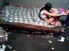 Čínsky hooker skryté kamery 1