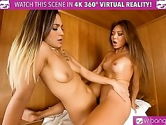 Steaming the Sauna with exotic asian Ayumi Animes hot body