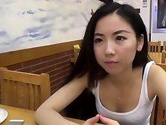 Čínsky Cutie S Biely Muž