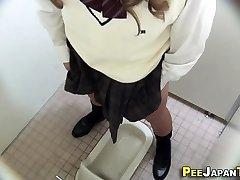 Trenie japonský peeing