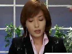 Vtipné ázijské reality bukkake