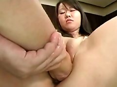 Ázijské Japonský Kunda Fisting