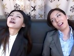Japanese Gals Mesmerized