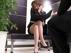 seksiä toimistossa kohtaus 4(sensuroitu)