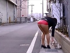 Asian Pantyhose Public Exhibitionism Upskirt