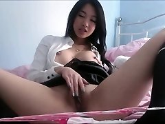 Asian with big boobs unsheathed intimate