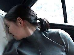 O coreano Esposa em Plena Exibição video foda