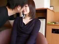 Best Japanese slut Nanako Mori in Crazy Fingering, Big Tits JAV clip