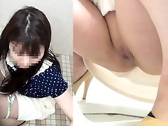 Public rest room masturbation spy camera