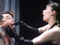 Crazy amateur BDSM, Female Dom pornography video