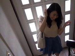 Japonské Ženy vychutnajte si Kúpeľ