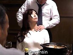 Please Pound My Wife (Netorare JAV with Turkish Subtitle)