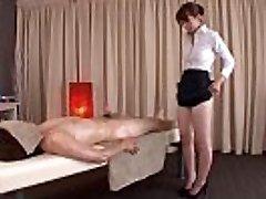 Titulky tradičné Japonské bezodnej masáž Yui Hatano