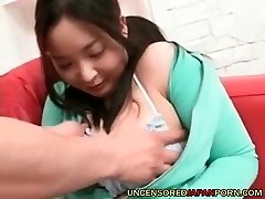 Uncensored Japanese Porn Obese wife from Japan first timer