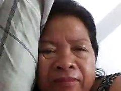my  pinay  granny