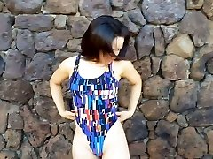Plavky model gravure 02