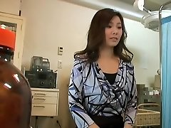 Gyno exam video with japanese pussy who needs cock