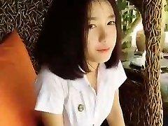 Schoolgirl thailand