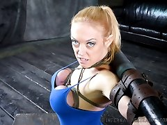 Oh, Darling, weve missed you so much. With her big tits and round ass this blonde bimbo has...